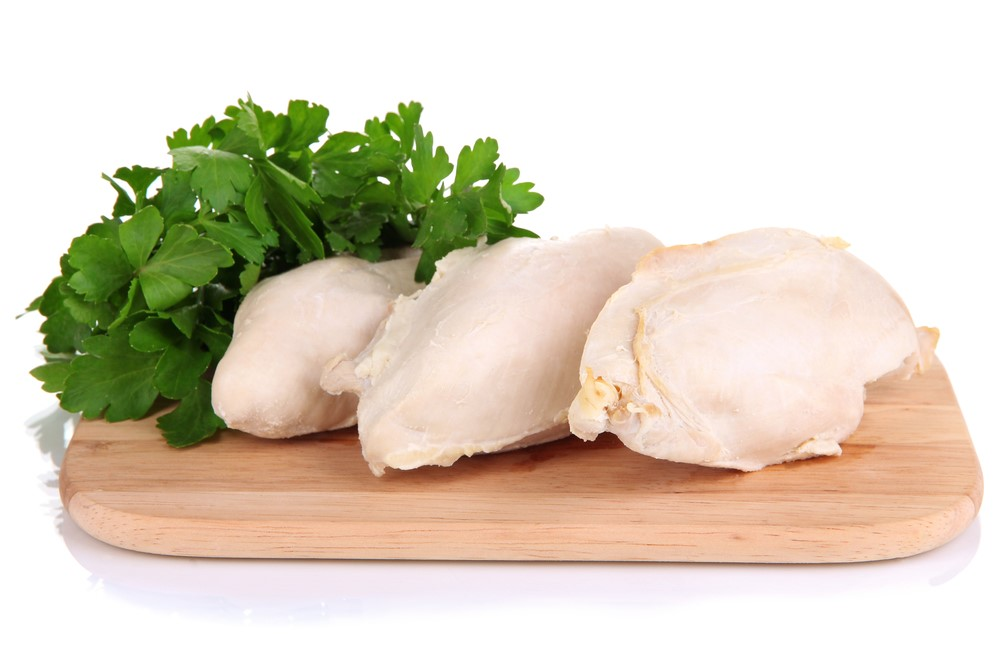 how to poach chicken breasts