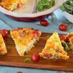 kale quiche recipe easy