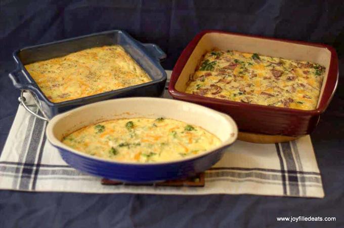 trim healthy mama breakfast recipes