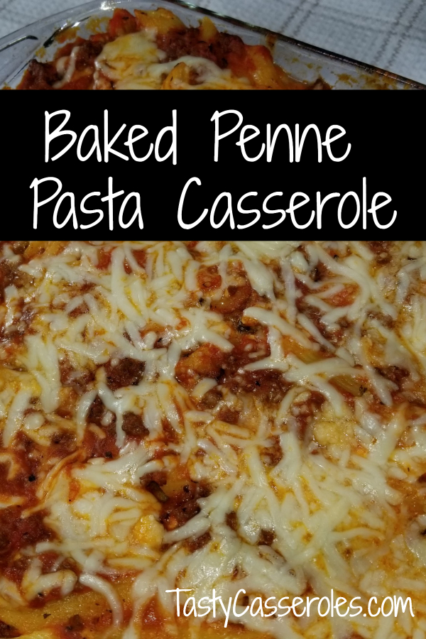 baked pasta cottage cheese