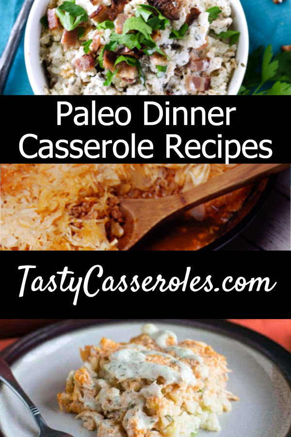 healthy paleo dinner recipes