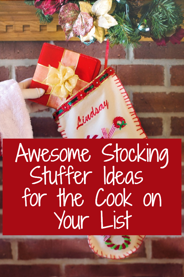 stocking stuffer cooks