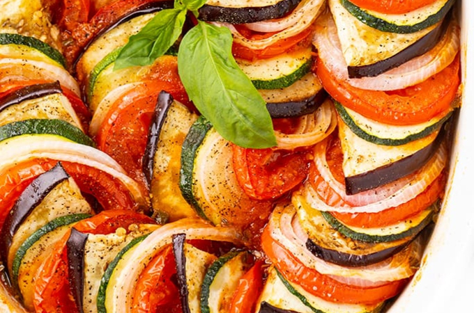ratatouille casserole recipe